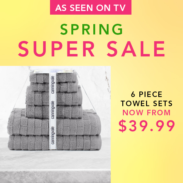 As seen on TV, Towels